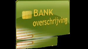 Bankoverschrijving